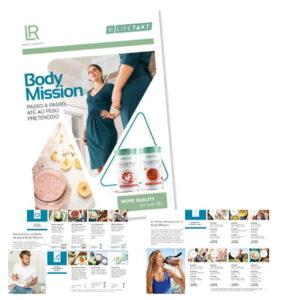 Brochura Body Mission