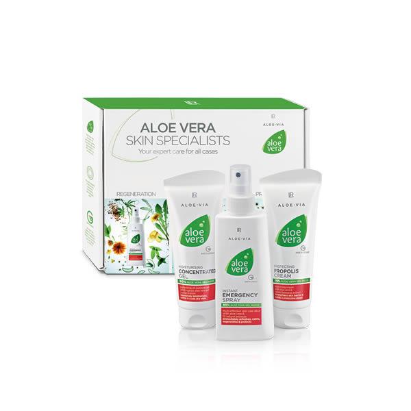 Caixa Aloe Vera