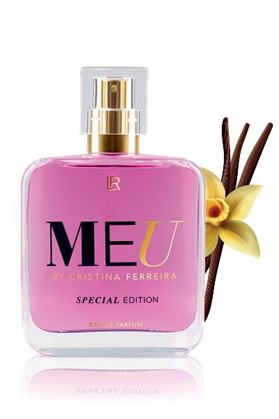 Perfume Meu by Cristina Ferreira