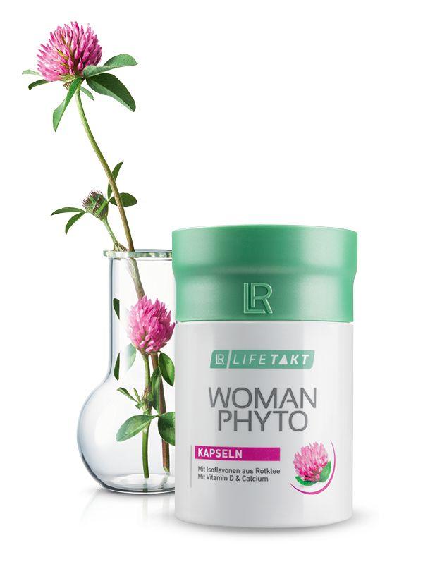 Woman Phytoactiv Mulheres na menopausa